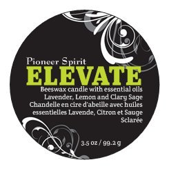 Elevate Aroma Candle