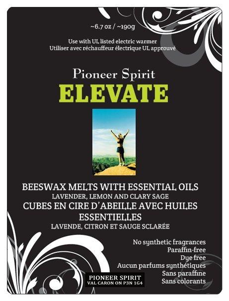 Elevate Aroma Wax Melt