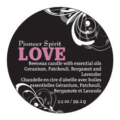 Love Aroma Candle
