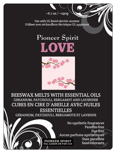 Love Aroma Wax Melt