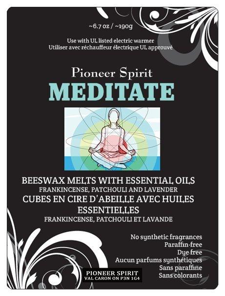 Meditate Aroma Wax Melt