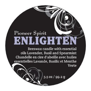 Enlighten Aroma Candle