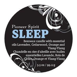 Sleep Aroma Candle