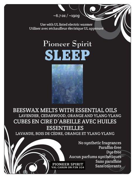 Sleep Aroma Wax Melt