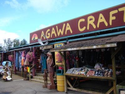 Agawa Indian Crafts