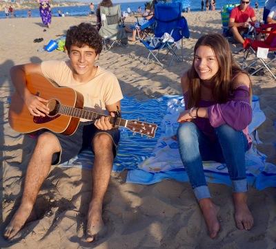 host a highschool French Italian exchange student in California Orange County