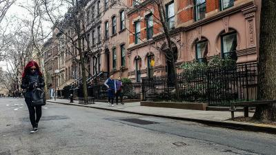 NEW YORK & THE IMA'S