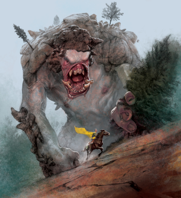 Chiggoth Attack