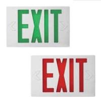 exit sign pix