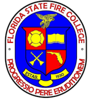 florida fire college logo