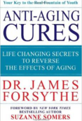 Anti aging cures book featuring Elk Velvet Antler
