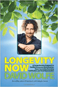longevity now book with David Wolfe and Deer Antler Velvet