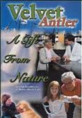 Velvet Antler, a gift of nature book
