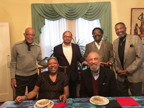 Baltimore City Black Leaders