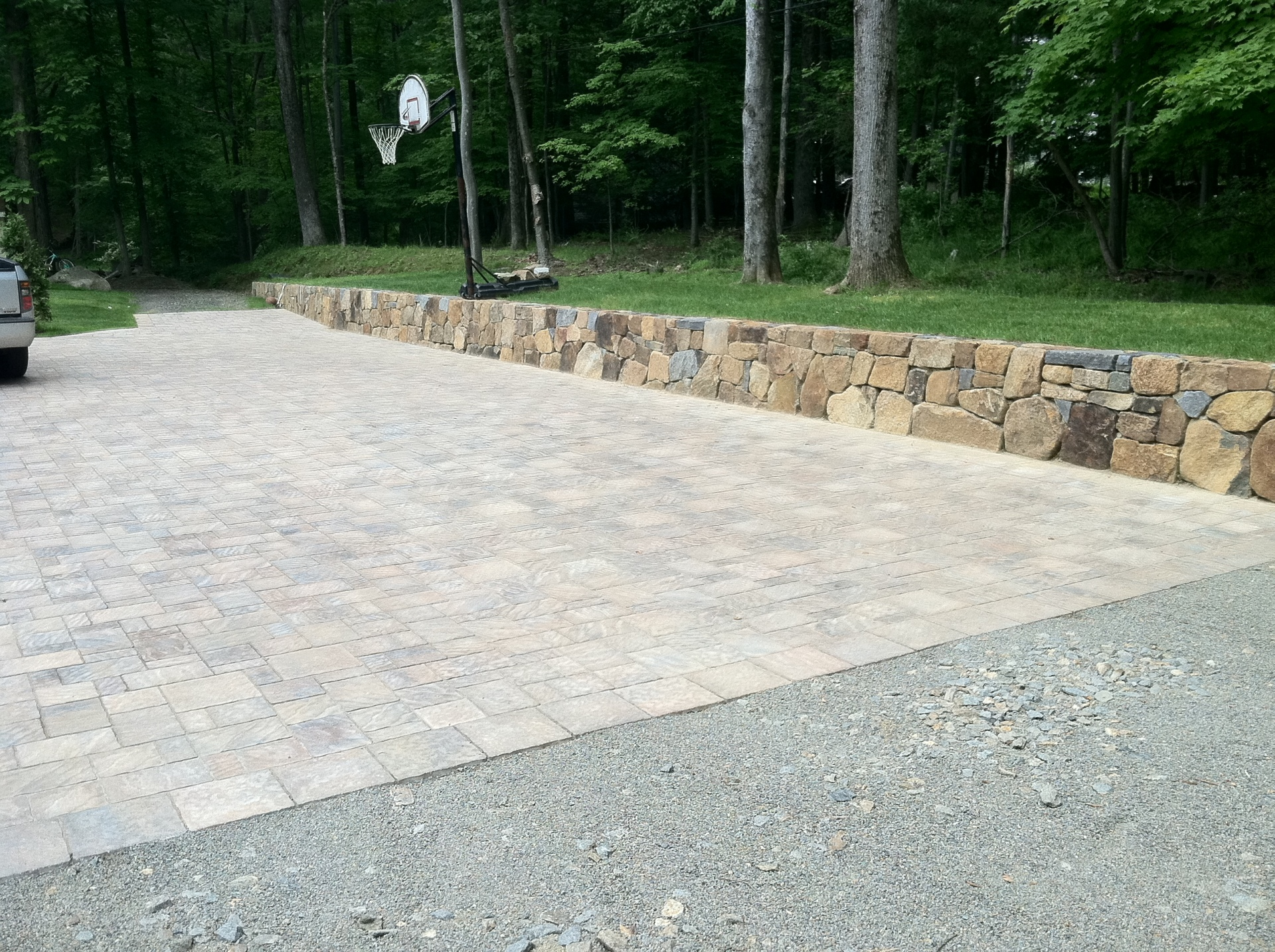 DRIVEWAYS AND APRONS in Morris County, NJ