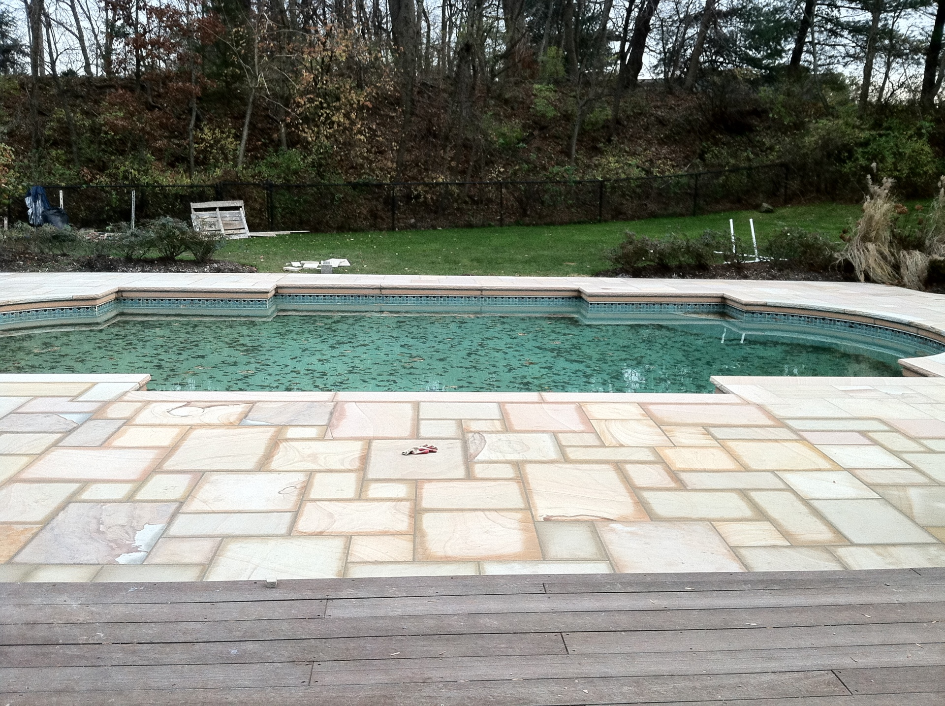 POOLS, WATER FOUNTAINS & WATER FALLS  in Summit, NJ