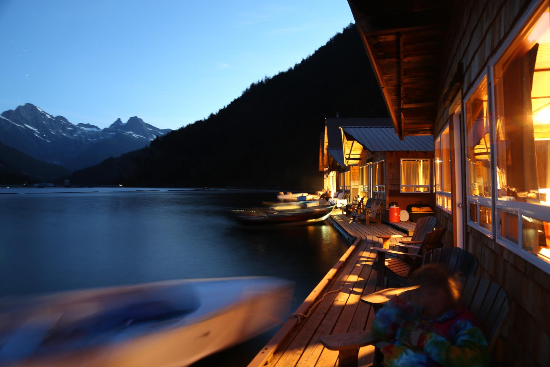 Ross Lake Hour