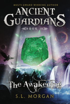 Ancient Guardians: The Awakening (Book #3)