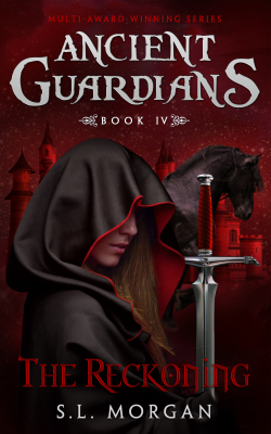 Ancient Guardians: The Reckoning (Book #4)