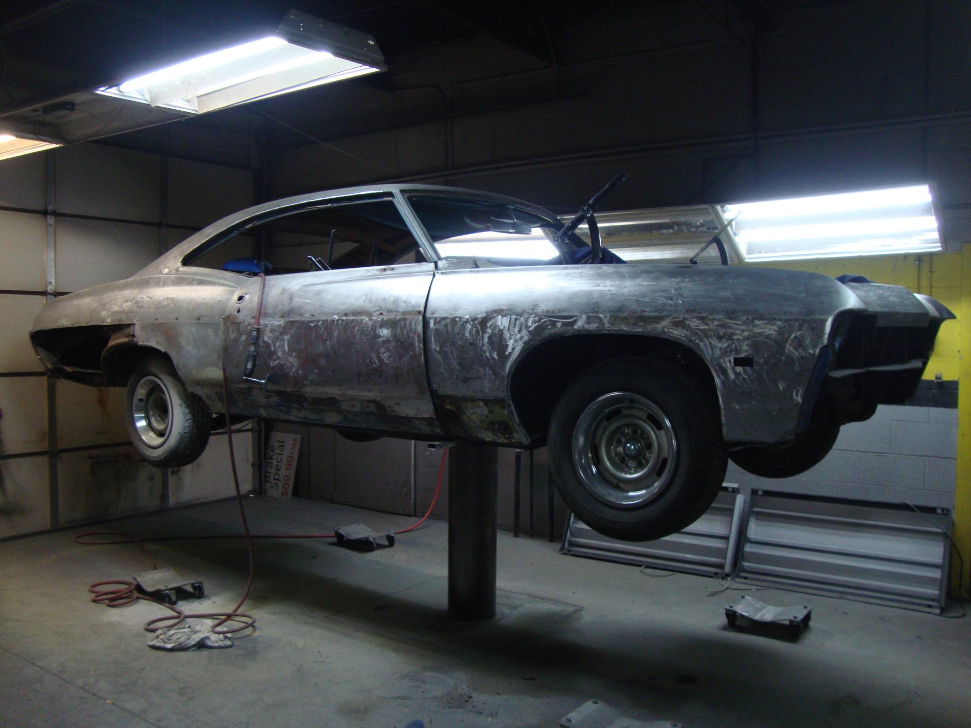 1968 Fastback