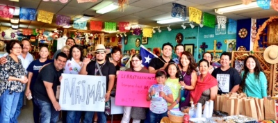 "Caravan from the RGV to ATX to Support ""The MAS Toolkit"" Nov. 9"