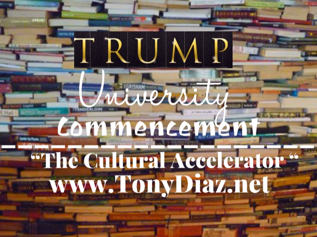Trump University Commencement