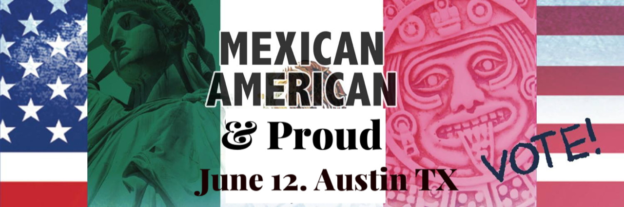 Mexican American And Proud