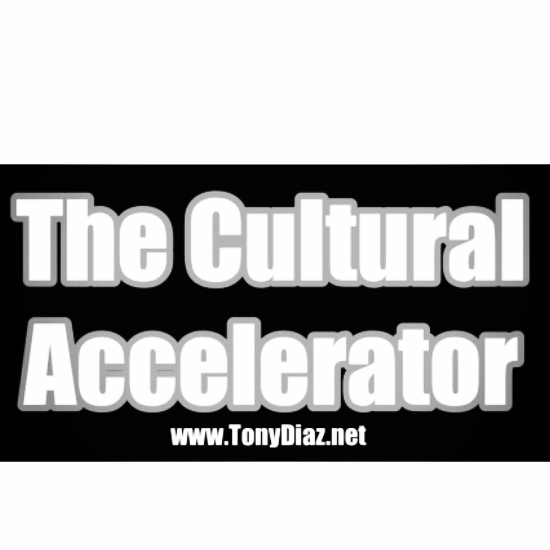 The Era of Cultural Accelerators