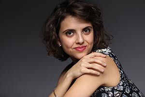 Elena Nefedova                       Student of Andrea Bonatta