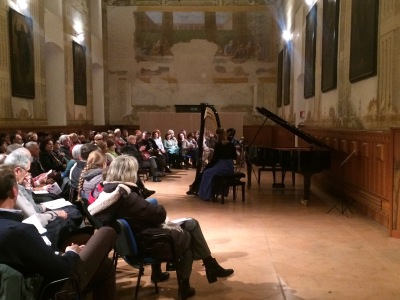 DUETTI STRUMENTALI:  ARPA E PIANOFORTE