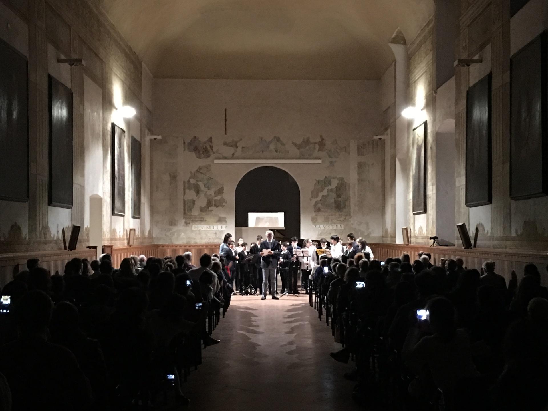 ARMONIE MUSICALI:  VIOLINO E PIANOFORTE