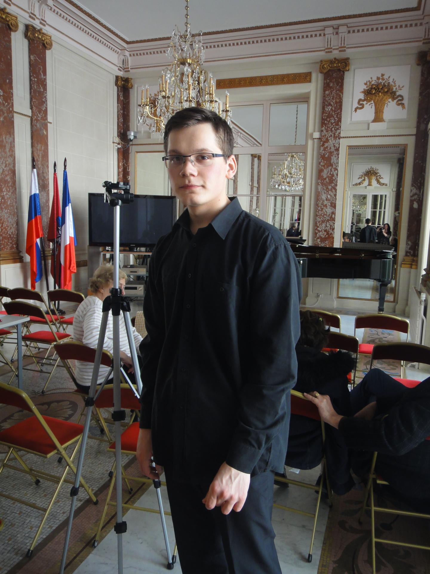 Evgeny Mikhailov