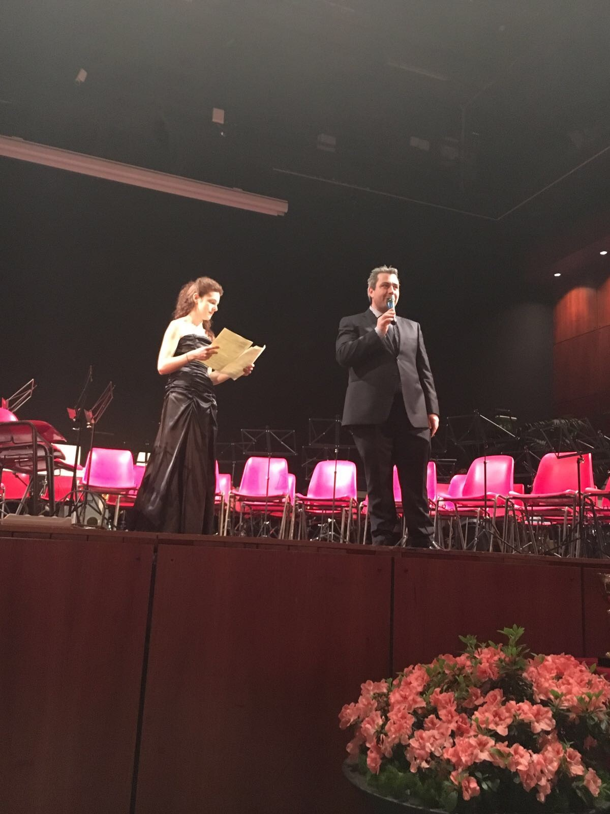 """II Concorso Nazionale """"Scuole in Musica"""""""