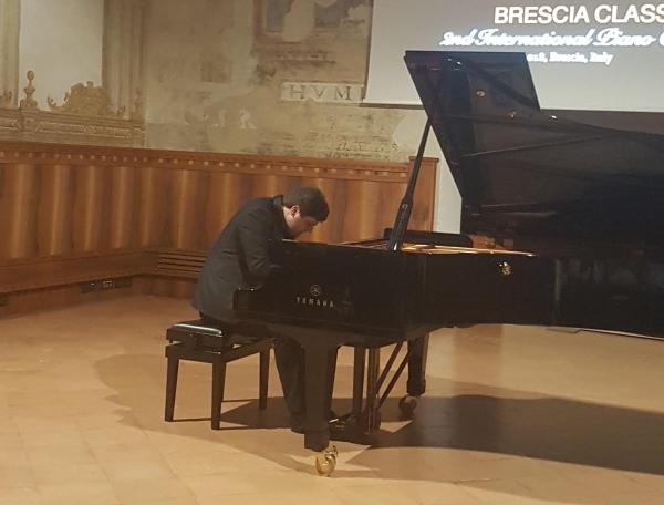 2nd Brescia Classica International Piano Competition