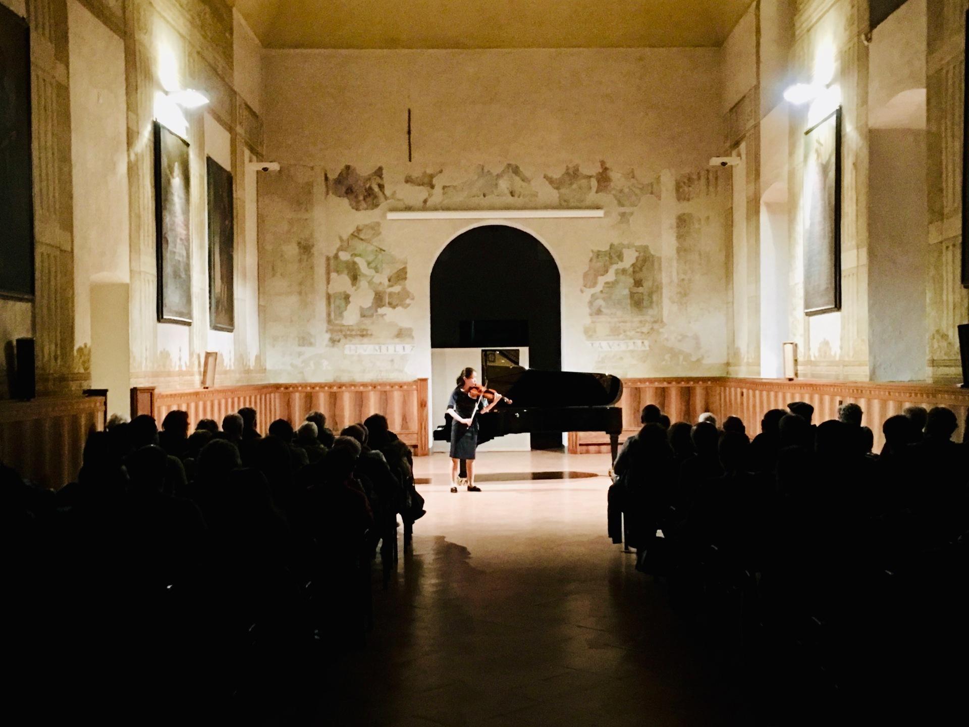VIBRAZIONI ROMANTICHE VIOLINO E PIANOFORTE