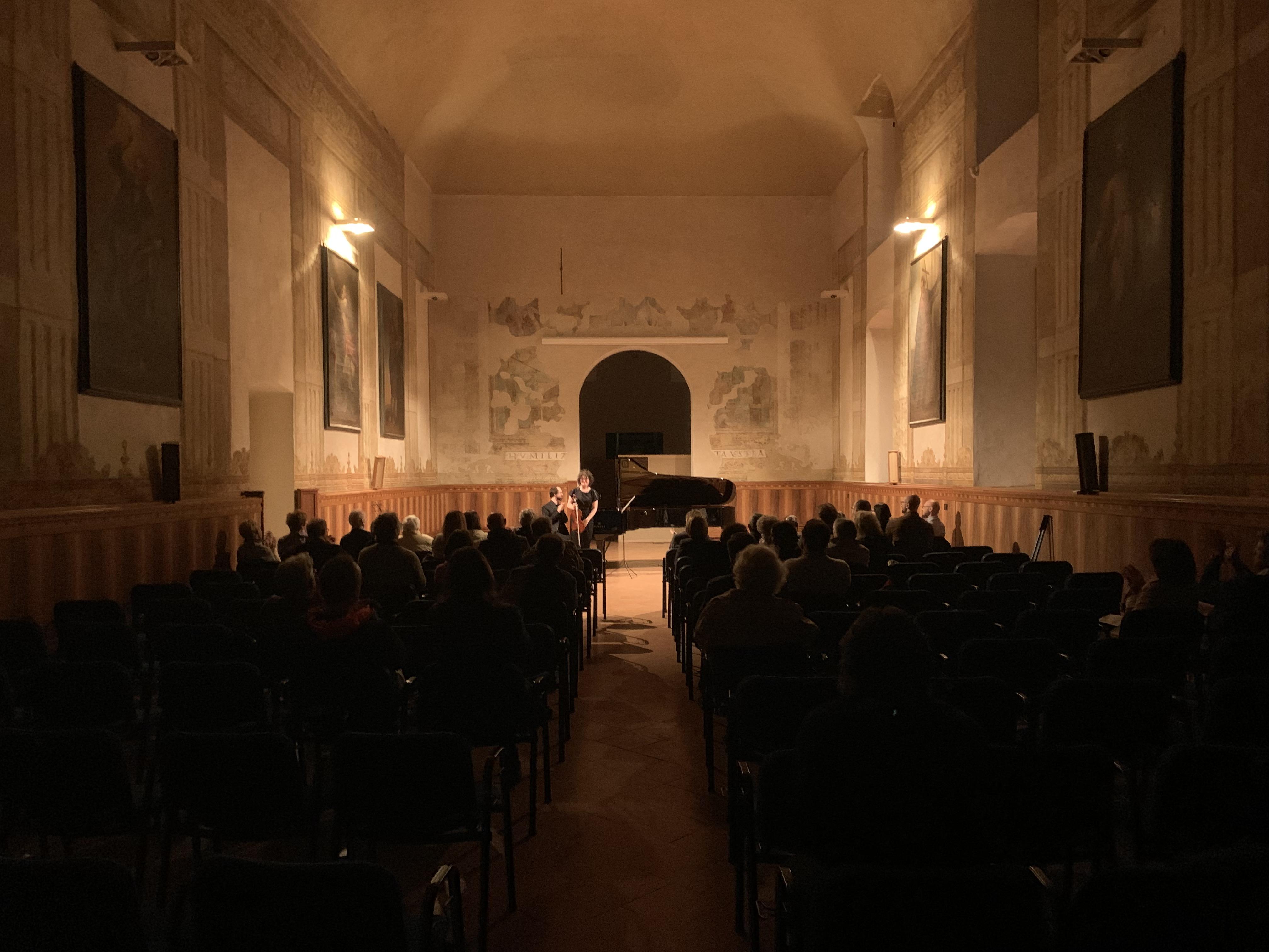DUETTI MUSICALI: VIOLINO E PIANOFORTE