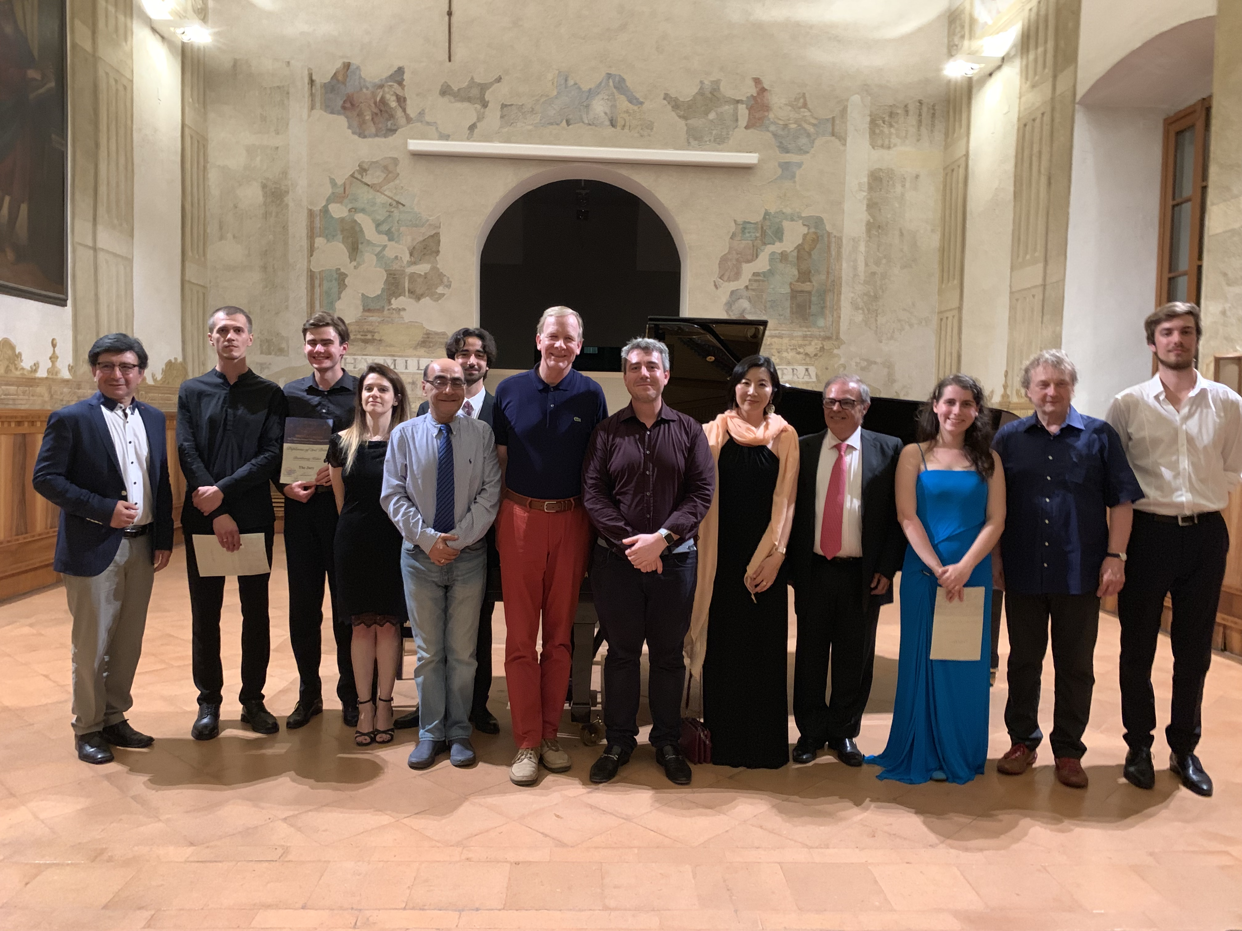 3rd Brescia Classica International Piano Competition