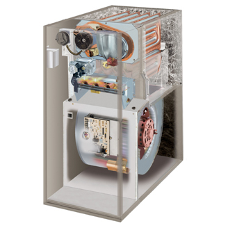 Performance™ 80 Gas Furnace 58CTW