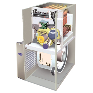 Infinity® 96 Gas Furnace 59TN6