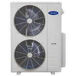 Performance™ Multi-Zone Heat Pump with Basepan Heater​​​