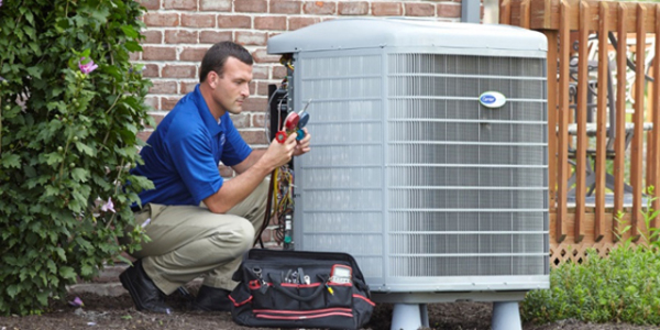 Repair Furnace and air conditioner