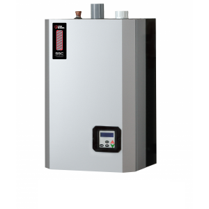 SSC Wall Hung Stainless Steel Modulating Condensing Boiler