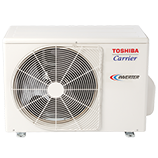 Toshiba Carrier Heat Pump  with Basepan Heater RASE2