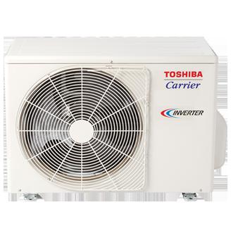 Toshiba Carrier Heat Pump with Basepan Heater RASE2