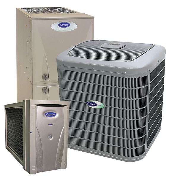 carrier gas furnace, carrier air conditioner, carrier indoor air quality