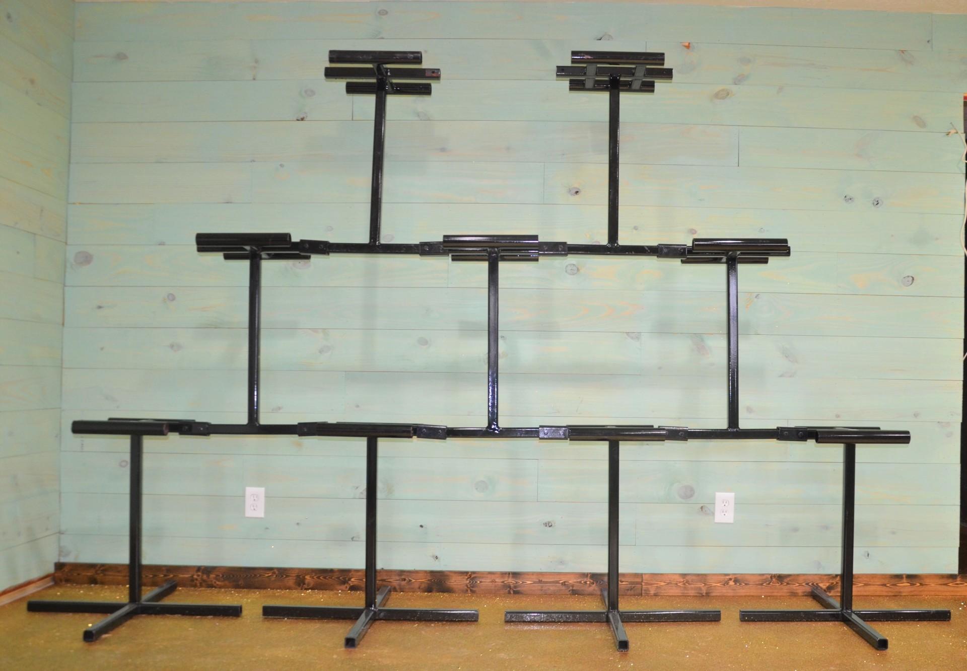 9 Saddle Set