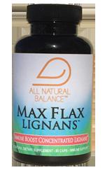 MAX FLAX LIGNANS™