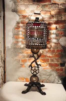 Gas Can Lamp. Selection Varies.  $175 and up