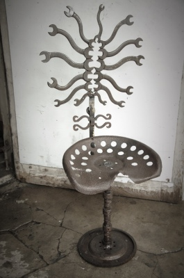 Curve S-Wrench Throne. Selection varies $250 and up