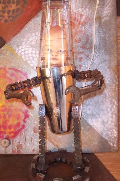 Shaker Baby Robot